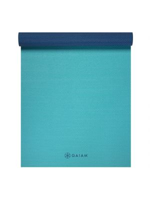 Gaiam 2-Color Open Sea joogamatt