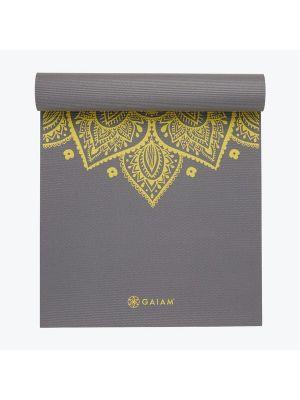 Gaiam Premium Citron Sundial joogamatt