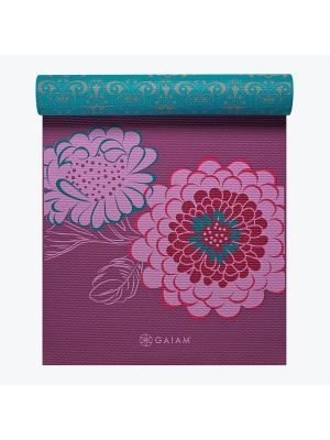 Gaiam Reversible Kiku joogamatt