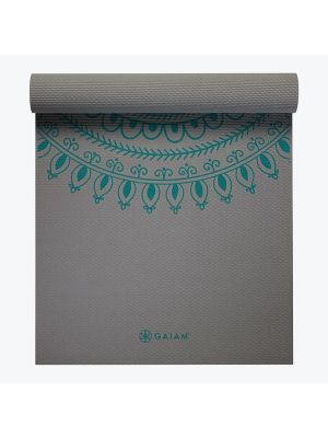 Gaiam Premium Longer/Wider Marrakesh joogamatt