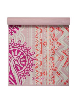 Gaiam Bohemian Rose joogamatt