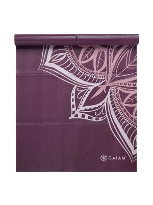 Gaiam Cranberry Point Foldable joogamatt
