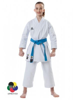 Tokaido Kata Master Junior WKF Approved karate kimono