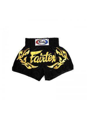 Fairtex Eternal Gold taipoksi püksid