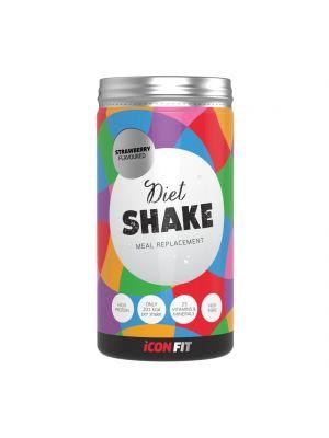 Iconfit Diet Shake dieetkokteil - Maasika 715g