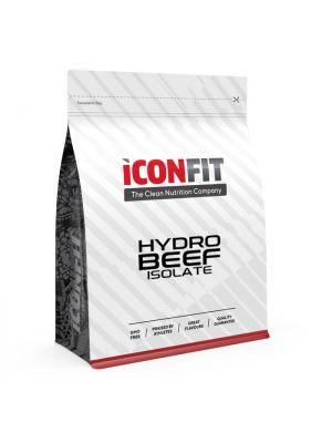 Iconfit HydroBEEF+ Isolate 1kg Maitsestamata