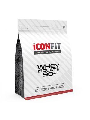 Iconfit Whey Isolate 90+ proteiinipulber 1kg Vanilla