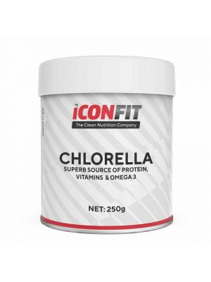 Iconfit Klorella Pulber 250g