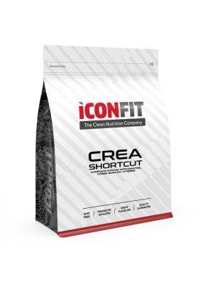 Iconfit CREA Shortcut Complex 1kg, Kreatiin, BCAA, Energia - Arbuusi