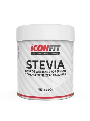 Iconfit Steviaga suhkruasendaja - 0 Kalorit 350g