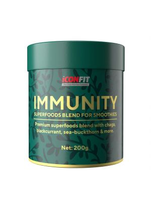 Iconfit Immunity supertoidusegu smuutidele, 200g