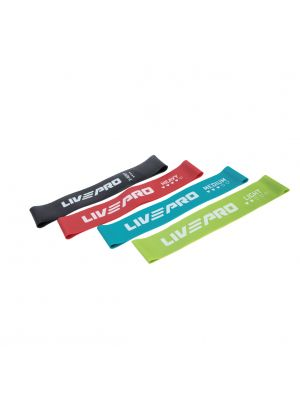 Livepro Resistance Loop Band Set kummilint