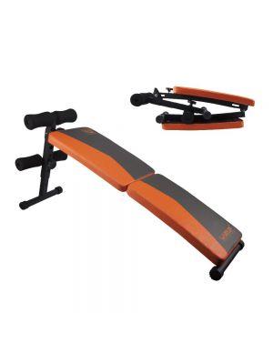 Liveup Fitness Sit-up negatiivne kaldpink