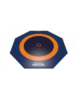 Dojo Octagon 12x12m 3-zone UWW certified maadlusmatt