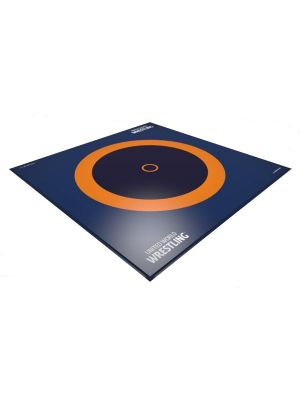 Dojo Official 12x12m 3-zone UWW certified maadlusmatt