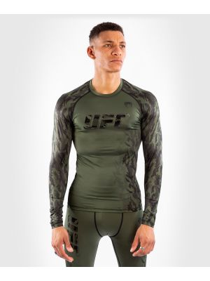 UFC Venum Authentic Fight Week Men´s Performance Long Sleeve Rashguard