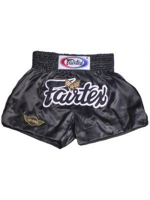 Fairtex Plain taipoksi püksid