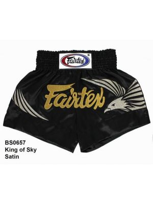 Fairtex King of Sky taipoksi püksid