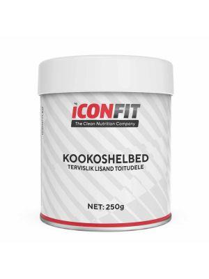 Iconfit kookoshelbed 250g
