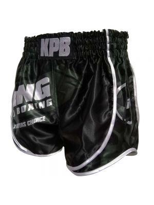 King Pro Star Vintage Kaki lühikesed püksid