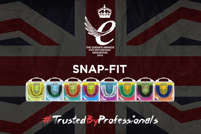 Opro mouthguards