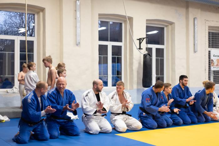 Judo koondis