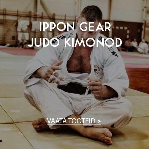 Ippon judo kimonod