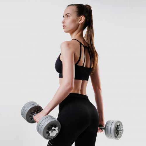 Fitness varustus