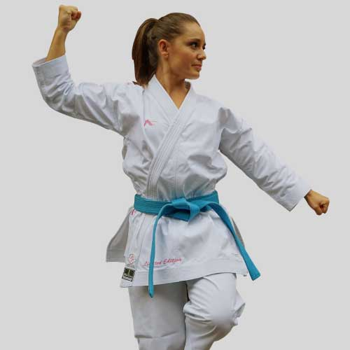 Karate varustus