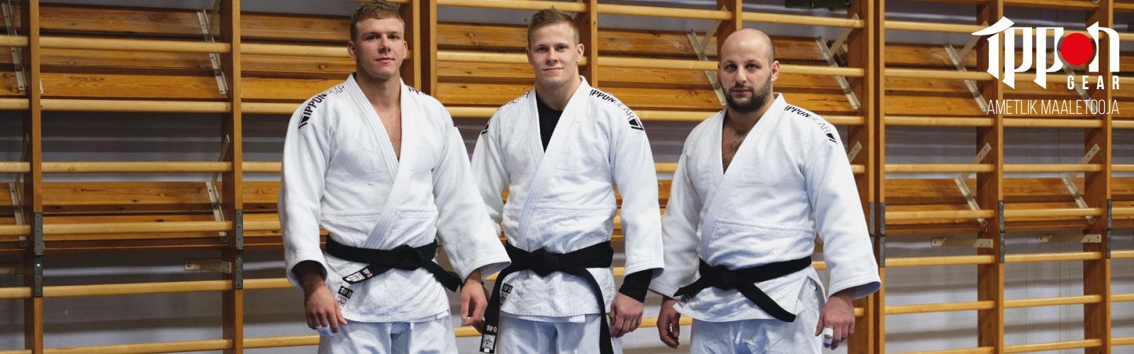 Budopunkt Ippon Gear Judo varustuse ametlik maaletooja Eestis