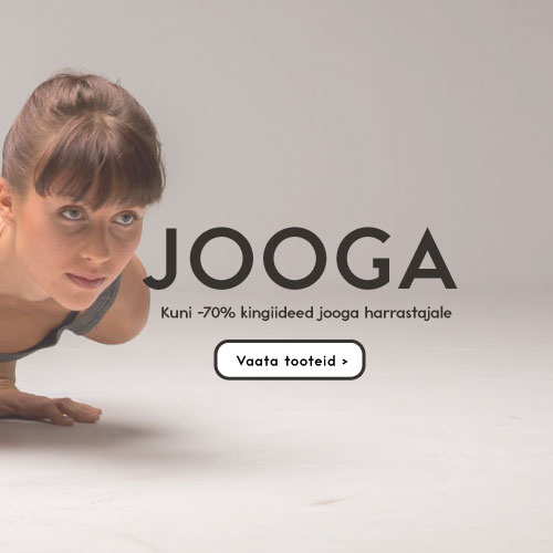Jooga kingiideed